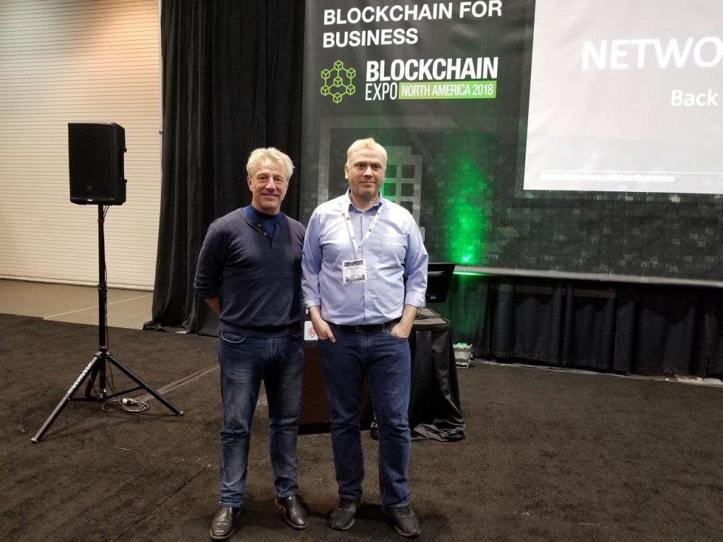 Blockchain & IoT Expo North America